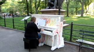 Sing For Hope Pianos: Schubert in NYC