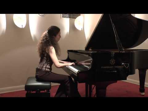 Mussorgsky: Bilder Einer Ausstellung - Olga Bivol (Klavier)