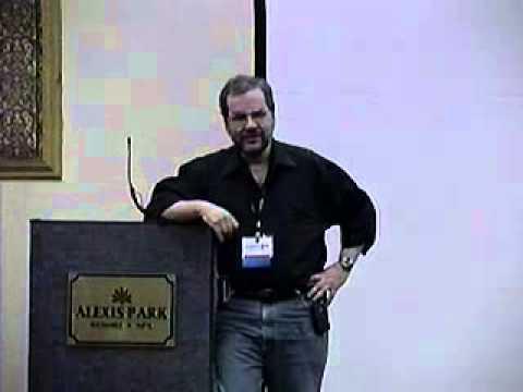DEF CON 11 - Phil Zimmerman - A Conversation with Phil Zimmermann