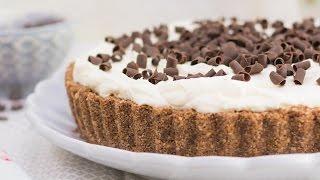 Tarta mousse de chocolate sin horno - Receta en un minuto - María Lunarillos   tienda & blog