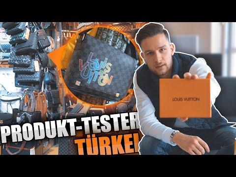 TÜRKEI: PRODUKT-TESTER auf dem GRÖßTEN BAZAR in ISTANBUL !..😱| STREET COMEDY | Denizon