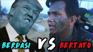 BERDASI VS BERTATO ||Mereka Yang Berdasi (DESA LUKANEGARA Cover)