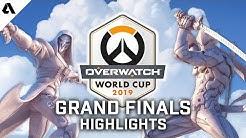 Overwatch World Cup 2019 Grand Finals Highlights