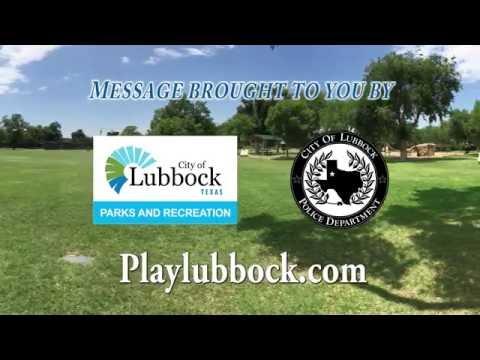 City Of Lubbock Park Safety PSA