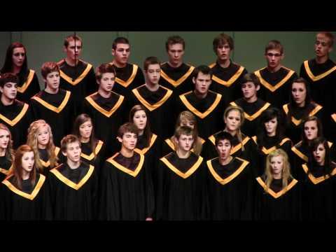 Inscription of Hope CCHS Concert Choir