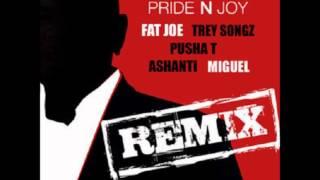 Fat Joe x Ashanti x Pusha T x Trey Songz x Miguel - Pride & Joy Remix