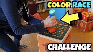 COLOR RACE CHALLENGE: il gioco della Corsa ai Colori Luminosa