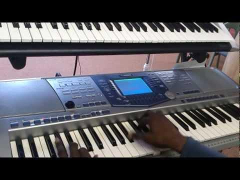How to play Joyful Joyful Sister Act (Lauryn Hill)