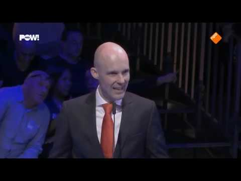 Maurice Meeuwissen (PVV) ontspoort in debat met Joost Eerdmans