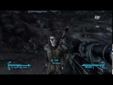 Fallout: New Vegas: Be free