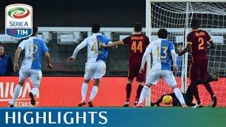 Video Gol Pertandingan Chievo Verona vs AS Roma