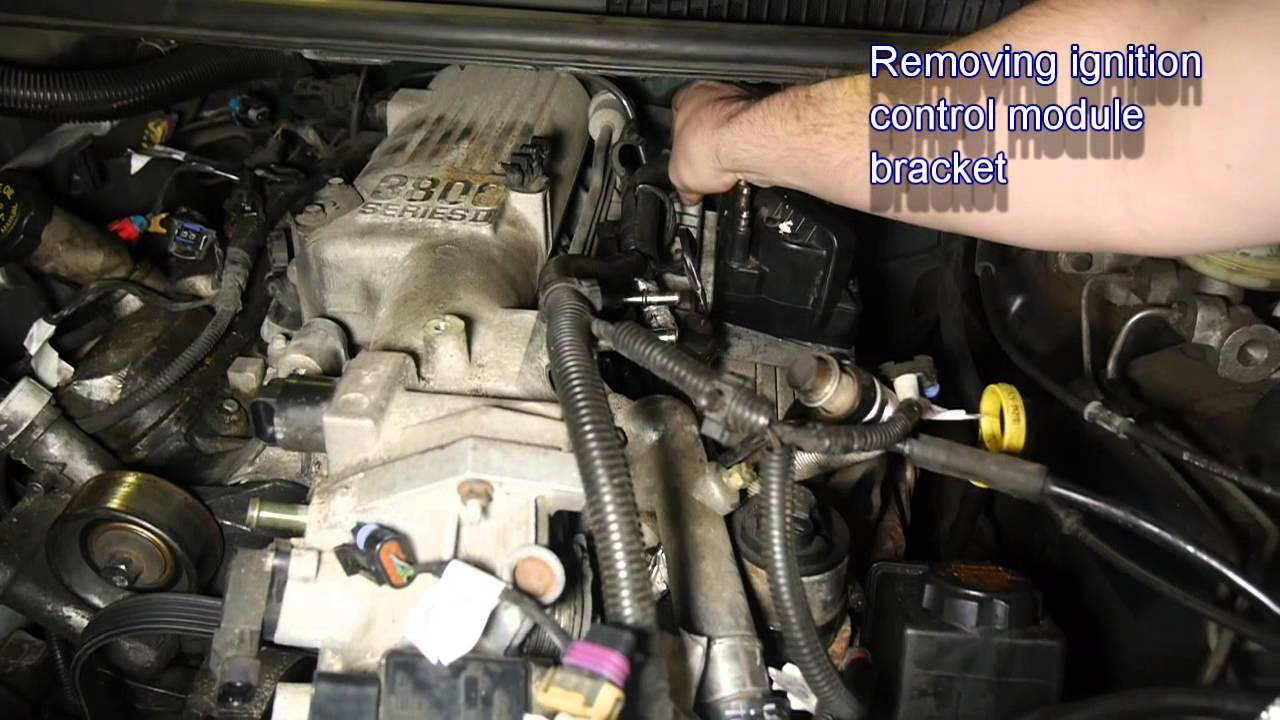 95 Camaro V6 3800 Engine Diagrams Start Building A Wiring Diagram Pontiac Removing Intake Manifold Gasket 97 Firebird 3 8l Youtube Rh Com Buick