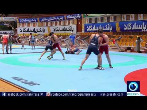 Doku Olympia Wrestling Ringen Kushti in Iran *english