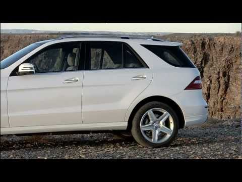 Mercedes Benz The new M Class Press Test Drive ML 250 BlueTEC