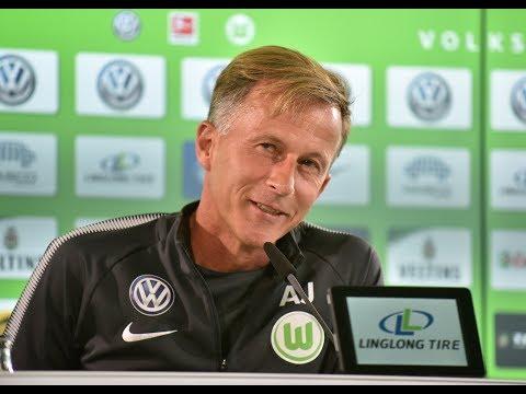 Pressekonferenz | VfB Stuttgart - VfL Wolfsburg