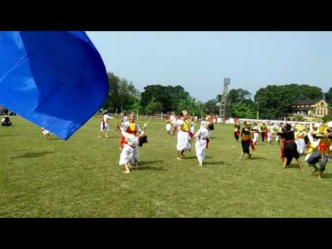 ISA Indigenous Games DRILL performed by St.Augustine