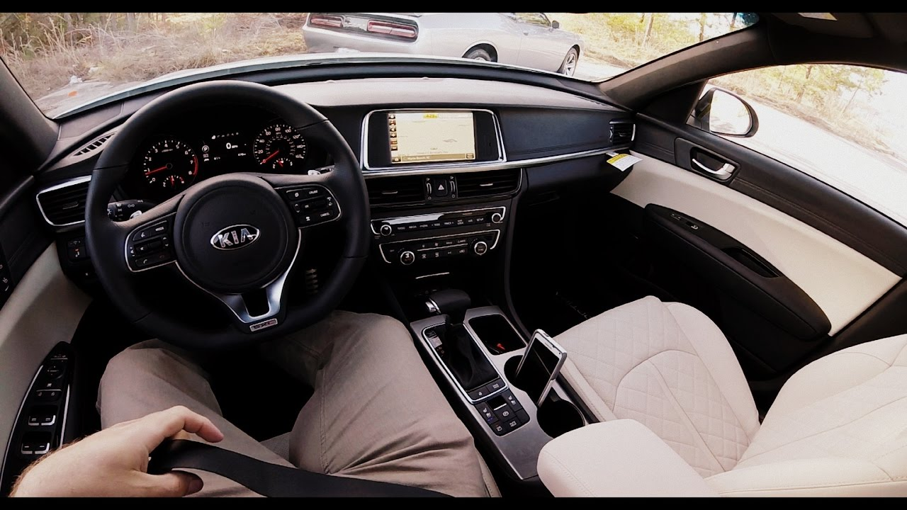 2017 Kia Optima Sx Limited Test Drive Experience Sxl