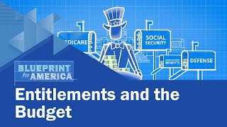 Gambar cover Entitlements And The Budget: Blueprint For America