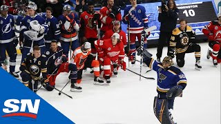 2020 NHL All-Star Skills Competition: Save Streak