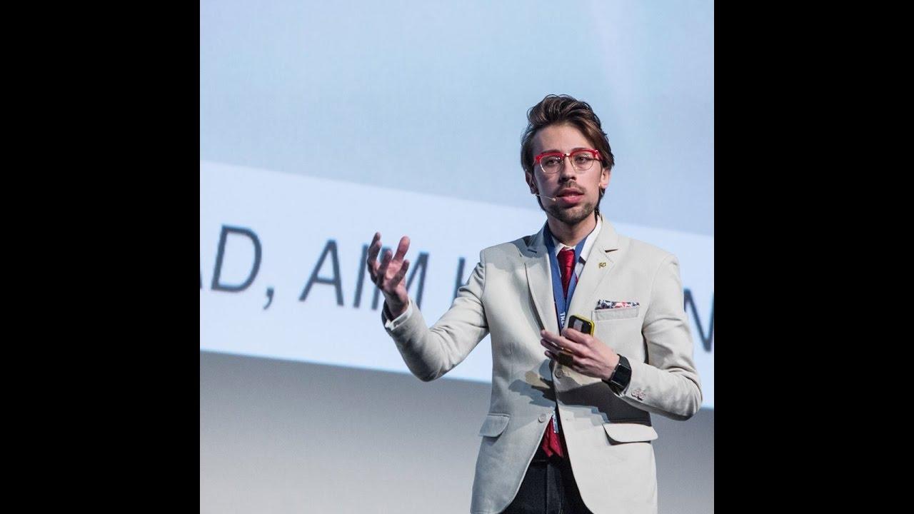 K. Von Novack - Keynote address at XMedia 2016