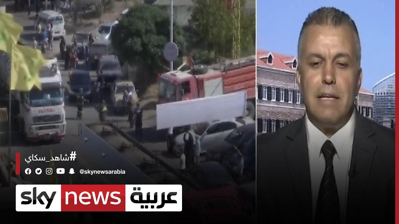كلوفيس شويفاتي: هذه الدفعة من صهاريج الوقود ستزيد الانقسام داخل لبنان  - نشر قبل 5 ساعة