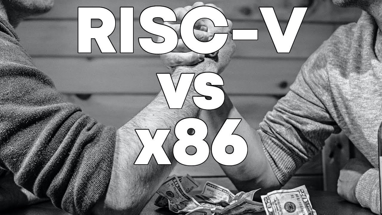 RISC-V vs x86 - History and Key Differences Explained