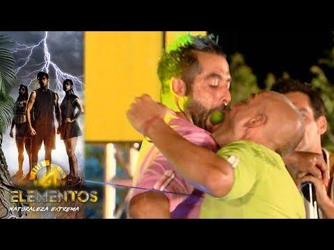 Los ganadores se enfrentan al: Reto4Fiesta   Reto 4 Elementos, segunda temporada