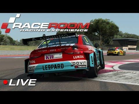 RaceRoom WTCR OVRC League Race Paul Ricard | Live
