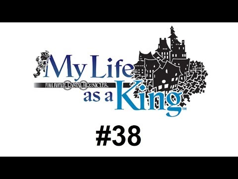 My Life as a King #38 - The Third Sacred Shrine