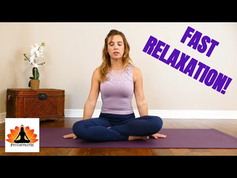 Anytime Relaxation & Anxiety Relief ♥  Guided Meditation For Self Love & Contentment, Sleep Aid