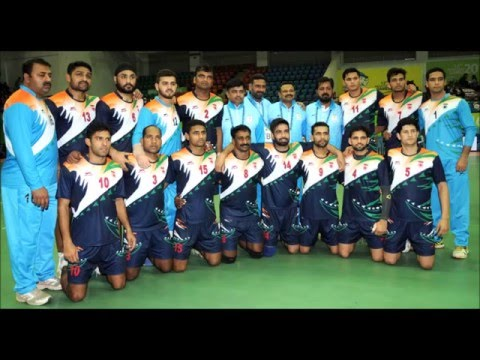 Men's Handball Final Match(India vs Pakistan): 12th South Asian Games, 2016