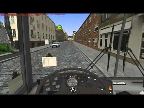 Let's Play OMSI Der Omnibussimulator #005 [Deutsch-HD] Wilkommen in Leszno