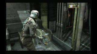 Dead Space, More Gameplay Xbox 360