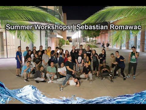 Sebastian Romawac 909 Summer Workshop | Rocket Beyonce Cover - Gsoulplanet