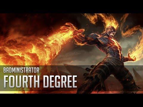 Badministrator - Fourth Degree (Brand Tribute)