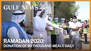 Ramadan 2020: Dubai Charity distributes 90 thousand meals daily