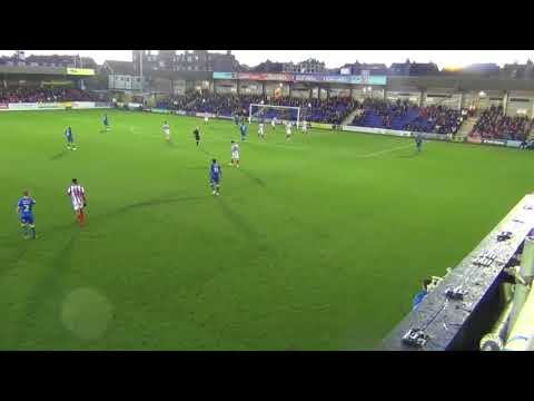 FA Cup highlights: AFC Wimbledon 1-0 Lincoln City