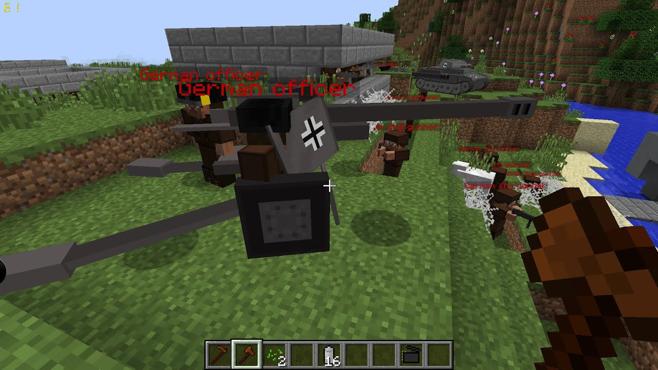 Npc Mod Minecraft Skin - Year of Clean Water