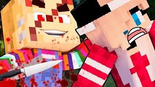 - НЕ Играйте В Майнкрафт ПЕ в 3 00 ЧАСА НОЧИ Выживание и Ужасы Видео Minecraft Pocket Edition ЧАКИ