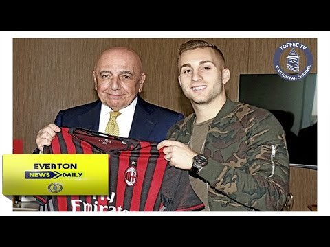 Deulofeu Leaves For Milan | Everton News Daily
