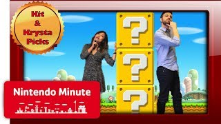 Question Challenge - Nintendo Minute