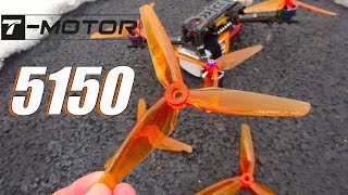 T-motor 5150 Racing Prop Review