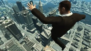 GTA IV Epic Ragdolls Episode 4 (Euphoria Showcase)