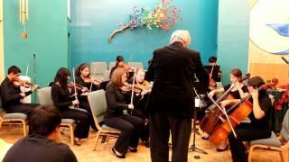 Simple Symphony, 4th mvt Frolicsome Finale, B. Britten