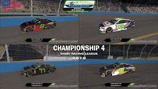 SOMO Racing League | Portside Jaguar and Land Rover Cup Series Championship Round at Homestead