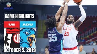 UE vs. AdU - October 5, 2019 | Game Highlights | UAAP 82 MB