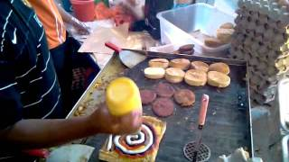 Polecamy Ramly Burger na Geylang