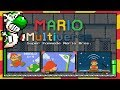 New Super Mario Maker Type Game | Mario Multiverse! | BTG
