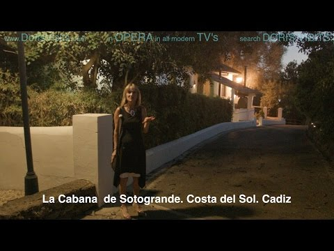 Doris Visits Restaurante La Cabana in Sotogrande, Costa Del Sol