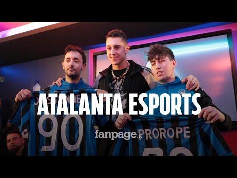 """L'Atalanta entra nel mondo degli esport: """"Questo è il futuro, siamo professionisti"""""""